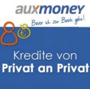 auxmoney kredit online